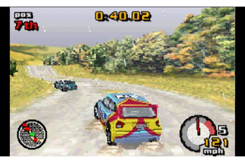 Play Top Gear Rally • Game Boy Advance GamePhD