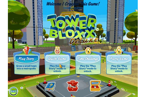 My_bLOggEr: Tower Bloxx Deluxe PC Full Free Game Download