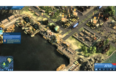 Anno 2070 Gameplay (PC HD) [1080p] - YouTube