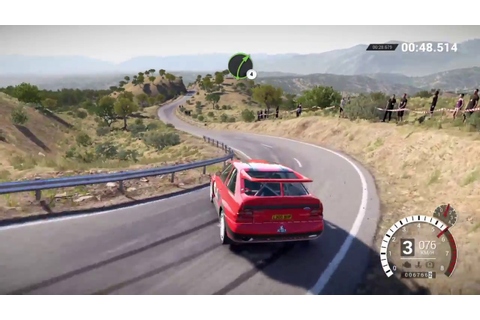 DiRT 4 Ps4 gameplay - YouTube