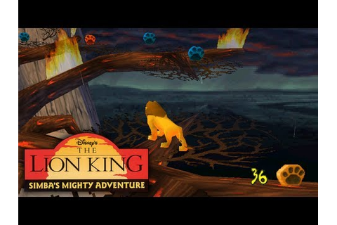 Let's Play The Lion King: Simba's Mighty Adventure: Part 5 ...