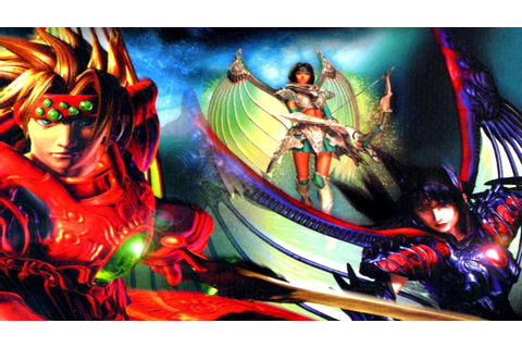 Legend of Dragoon (PS1) Opening - YouTube