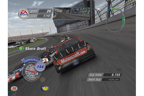 NASCAR Thunder 2004 for Microsoft Xbox - The Video Games ...