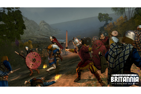 Buy Total War Saga: Thrones of Britannia [EU] PC Game ...