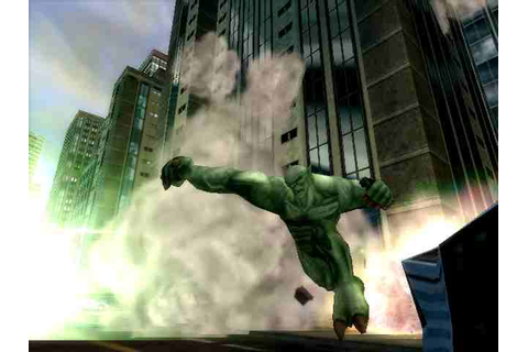 All The Incredible Hulk: Ultimate Destruction Screenshots ...