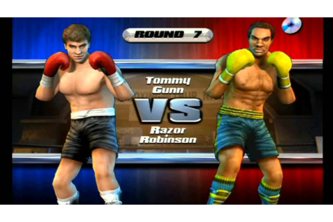 Rocky Legends Survival - TOMMY GUNN - YouTube