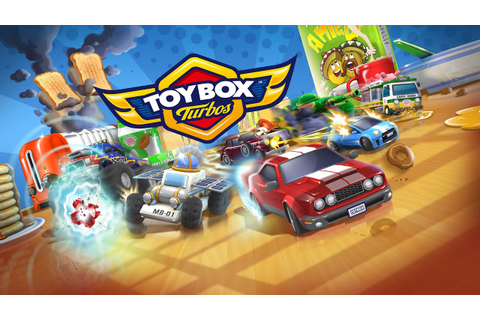 Super Awesome Announce Trailer - Toybox Turbos - YouTube