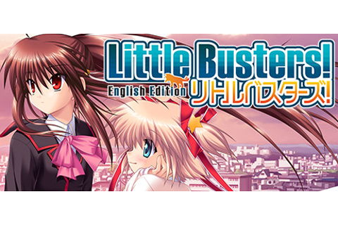 REVIEW: Little Busters! English Edition - oprainfall