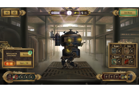 Download Ironcast Full PC Game