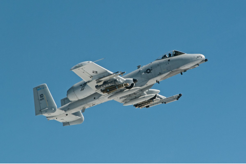 A-10 Attack Jets Rack Up Air-to-Air Kills in Louisiana War ...
