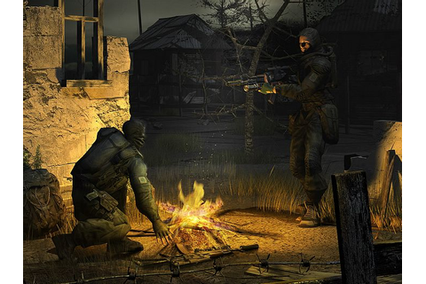 1920*1200 Staker Shadow of Chernobyl Game Wallpaper 15 ...