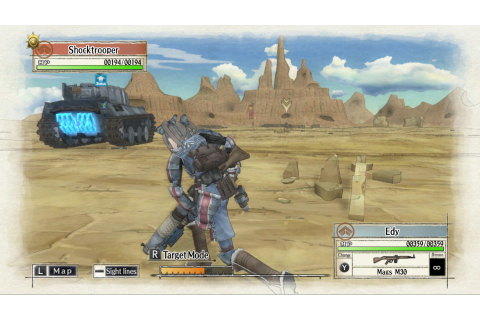 Valkyria Chronicles: western release confirmed / Valkyria ...