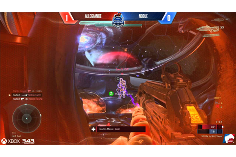 Allegiance vs Noble - Game 2 - Quarterfinal - HWC North ...