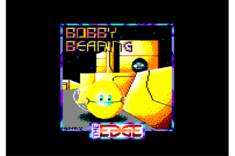 Download Bobby Bearing (Amstrad CPC) - My Abandonware