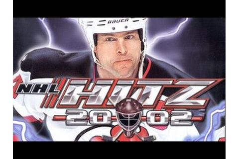 NHL Hitz 2002 Playstation 2 Quick Play Fridays - YouTube