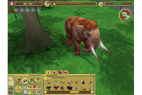 zoo tycoon 2 extinct animals expansion pack free download