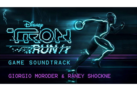 TRON RUN/r Game Soundtrack - 33 - Underworld Remix 16 ...