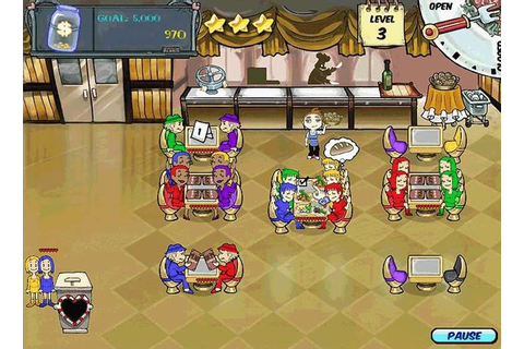 Diner Dash 1 Game - Games Free FUll version Download