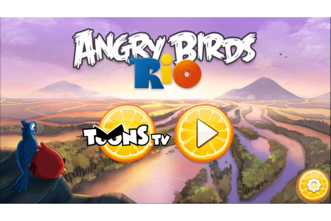 Angry Birds Rio 2 - Angry Birds Music - YouTube