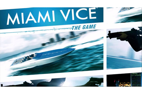 Miami Vice: The Game (PSP) Title Screen Music - YouTube