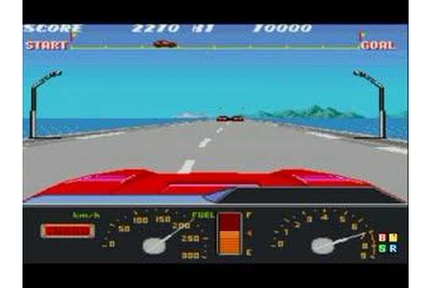 KONAMI GT aka Konami RF2 Red Fighter old arcade game 1985 ...