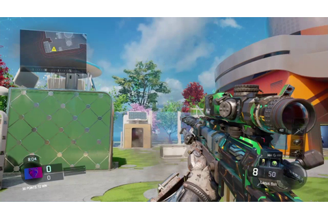 COSMIC CAMO!! Cod BO3 update - YouTube
