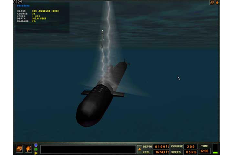Download Game Submarine Commander