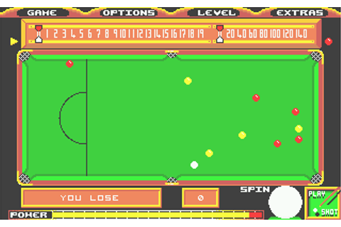 Download Steve Davis World Snooker - My Abandonware