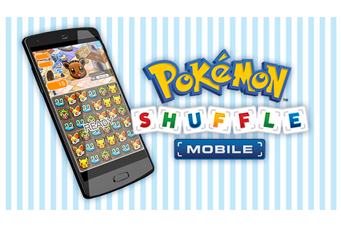 Pokémon Shuffle Mobile | Video Games & Apps