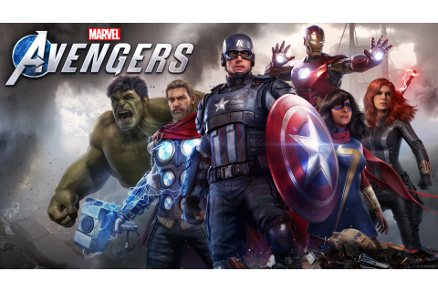 Marvel's Avengers Video Game Wallpaper, HD Games 4K ...