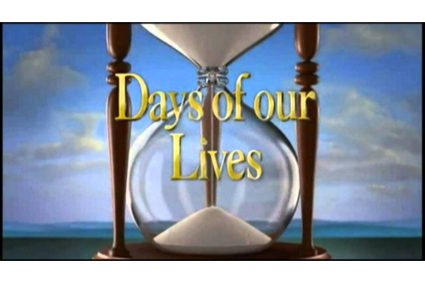 Days of our Lives 2011 Full Opening Theme - YouTube