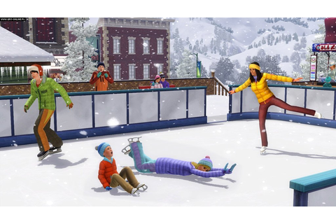 The Sims 3 Seasons Reloaded ~ Full Games List