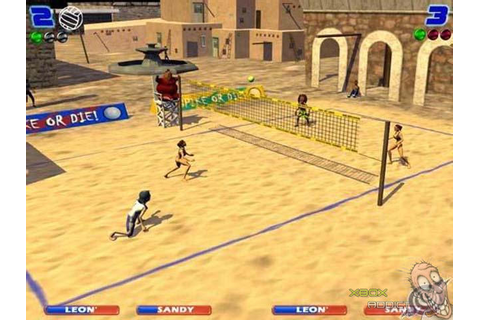 Outlaw Volleyball (Original Xbox) Game Profile ...