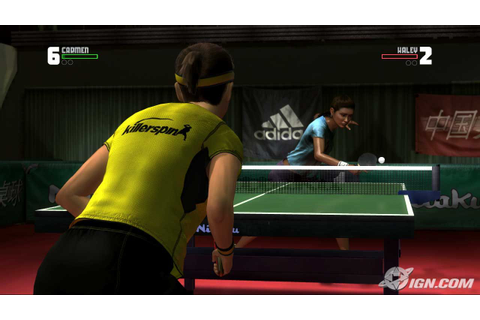 Table Tennis Screenshots, Pictures, Wallpapers - Xbox 360 ...