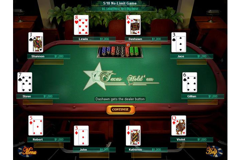 Big Fish Games Texas Hold'Em > iPad, iPhone, Android, Mac ...