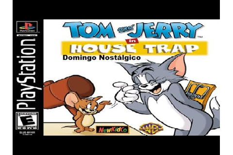 Domingo Nostálgico : Tom and Jerry in House Trap [PS1 ...