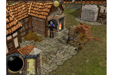 Heritage of Kings: The Settlers (Windows) - My Abandonware