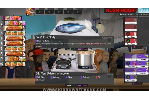 Cook, Serve, Delicious! 2!! Free Download | SKIDROW