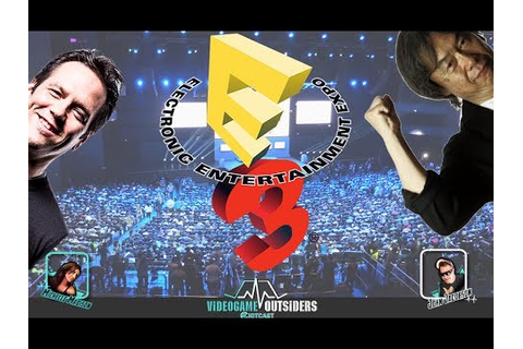 Video Game Outsiders Podcast LIVE #515 - E3 2017 Special ...