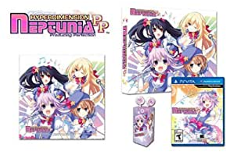Amazon.com: Hyperdimension Neptunia: Producing Perfection ...