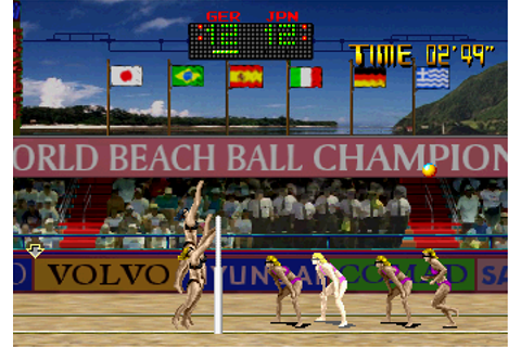 Beach Festival World Championship 1997 - Wikipedia
