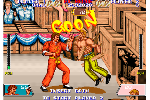 Violence Fight (World) ROM Download for MAME - Rom Hustler