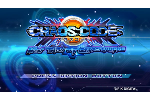 25 minutes of Chaos Code: New Sign of Catastrophe gameplay ...