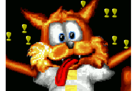 Super Adventures in Gaming: Bubsy: Fractured Furry Tales ...