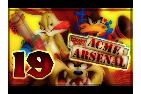 Looney Tunes: Acme Arsenal Walkthrough Part 19 (X360, Wii ...