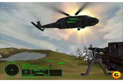 Download Delta Force 3 Land Warrior Game For PC Free