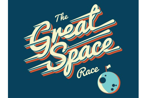 The Great Space Race by katie campbell on Dribbble