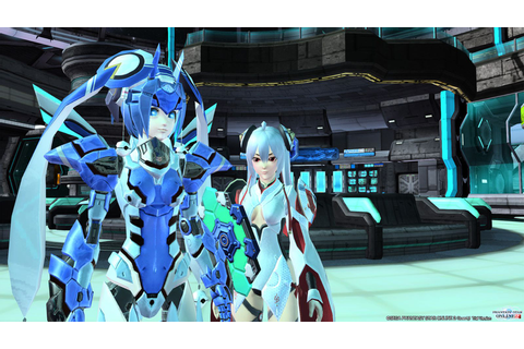 Phantasy Star Nova coming to PlayStation Vita 2014 - Polygon