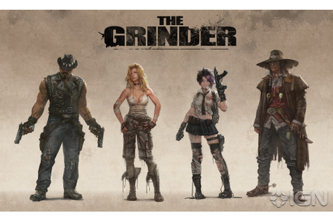 The Grinder Screenshots, Pictures, Wallpapers ...