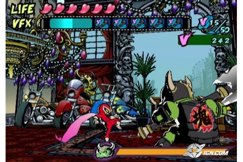 Viewtiful Joe - IGN